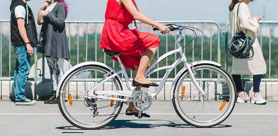 Kvalitetsfrågan i val av cykelsits